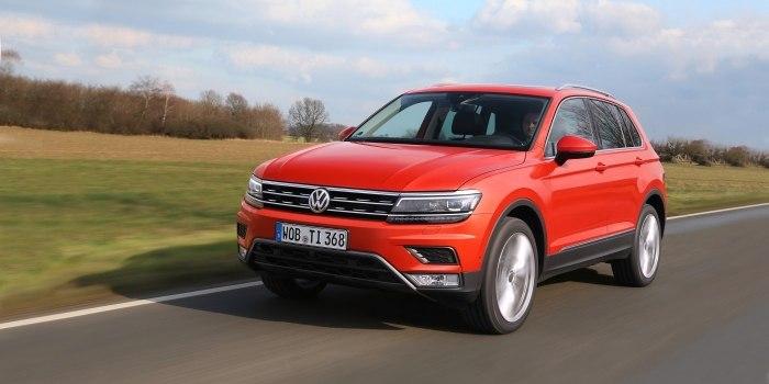 Немцы собрали 5 миллионов Volkswagen Tiguan 1