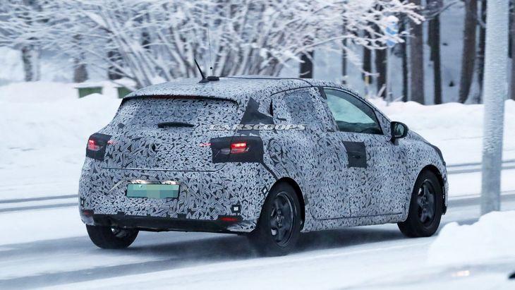 Renault представит новый Clio 28 января 1