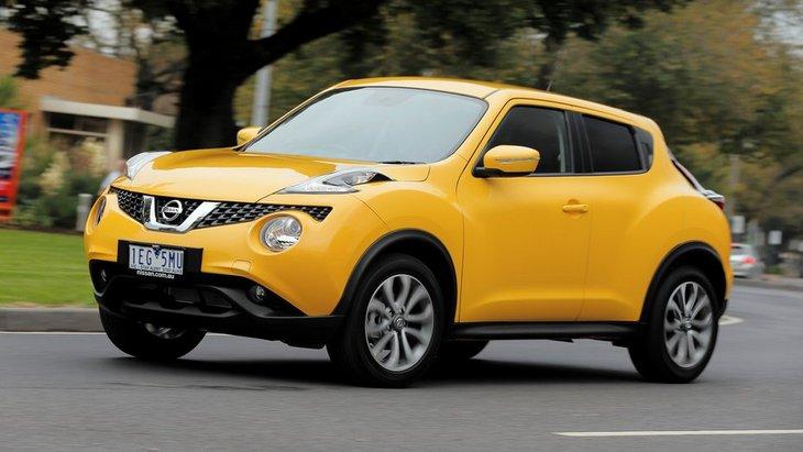 Nissan электрифицирует новый Juke 1