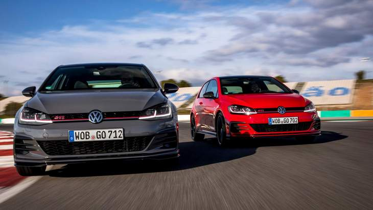 Volkswagen отказался от гибридизации спортивного Golf GTI 1
