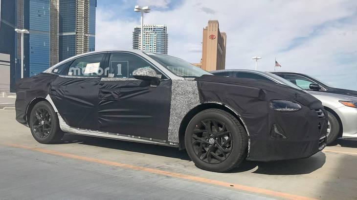 Hyundai готовит для новой Sonata уникальный кузов 1