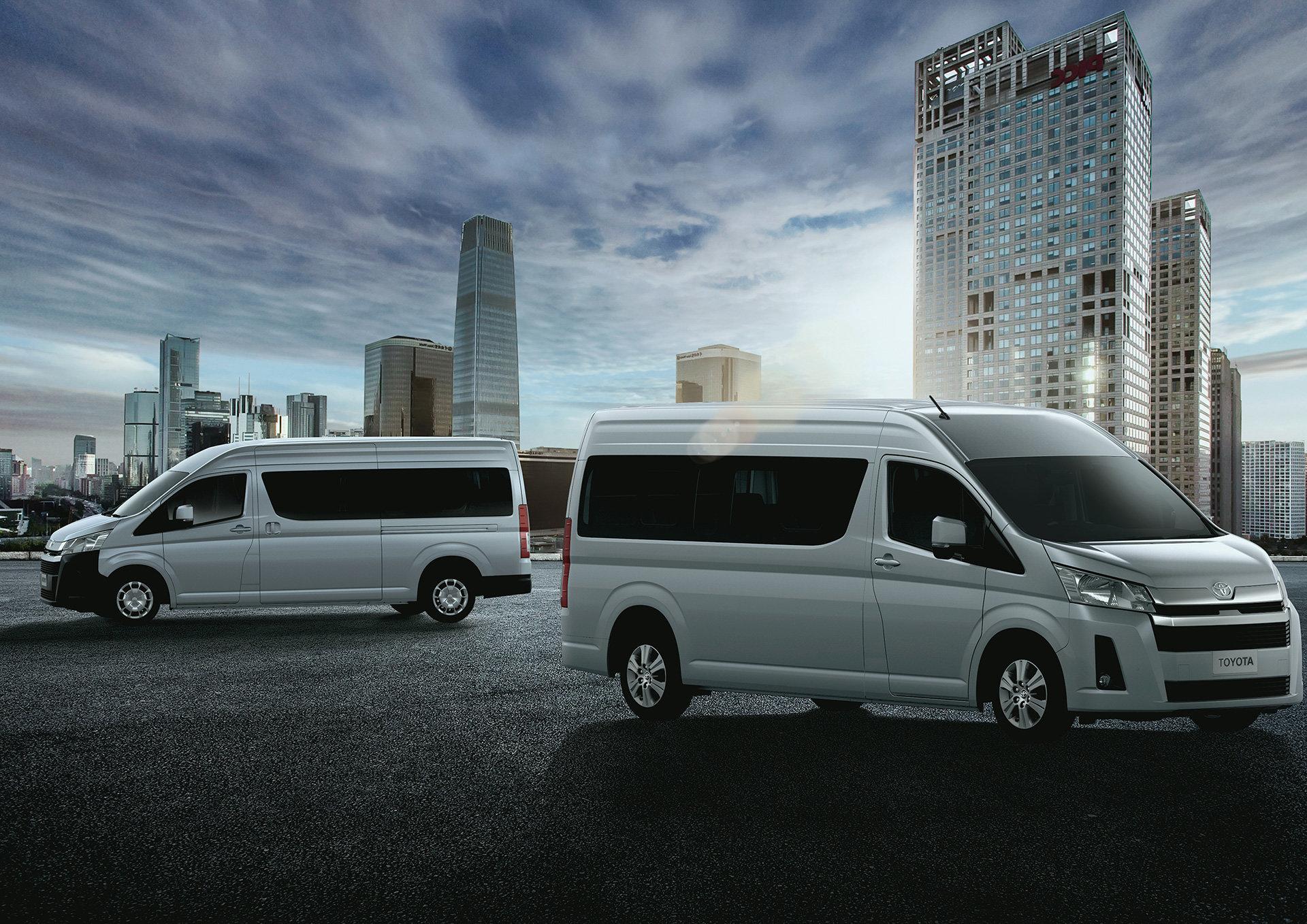 Новое поколение грузовичков Toyota: фотографии и подробности 1