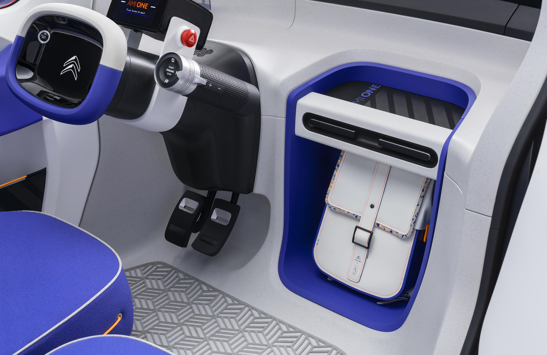 Citroen придумал автомобиль, для которого не нужны права 3