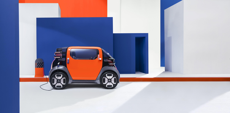 Citroen придумал автомобиль, для которого не нужны права 2