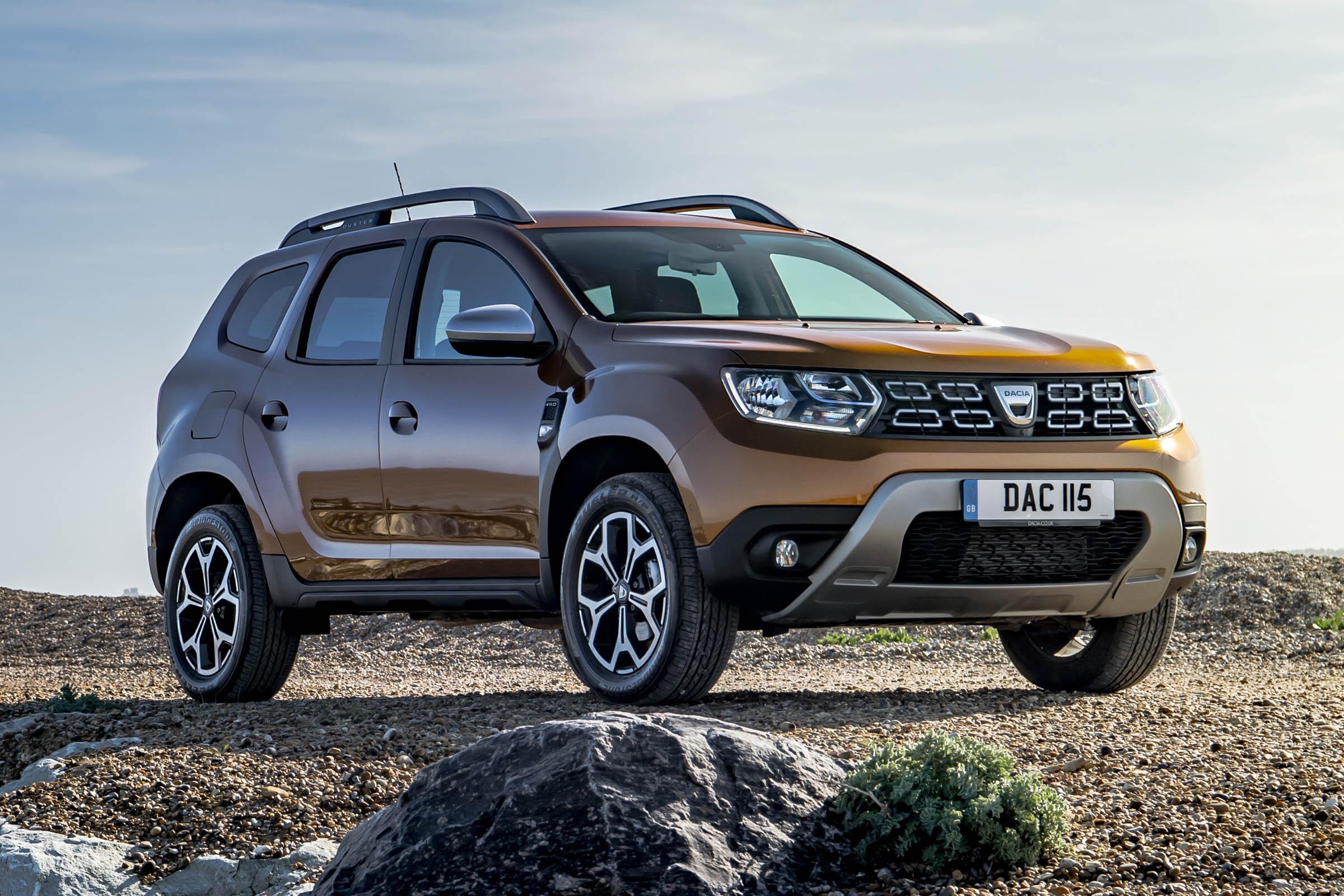 Dacia добавила премиальности бюджетным моделям 1