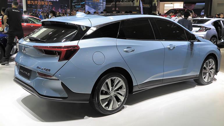General Motors разрабатывает электрокар под маркой Buick для рынка КНР 1