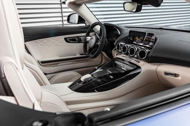 Mercedes-AMG представил самый «злой» родстер 3