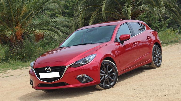 Хетчбэк Mazda 3 вышел на британский авторынок 1
