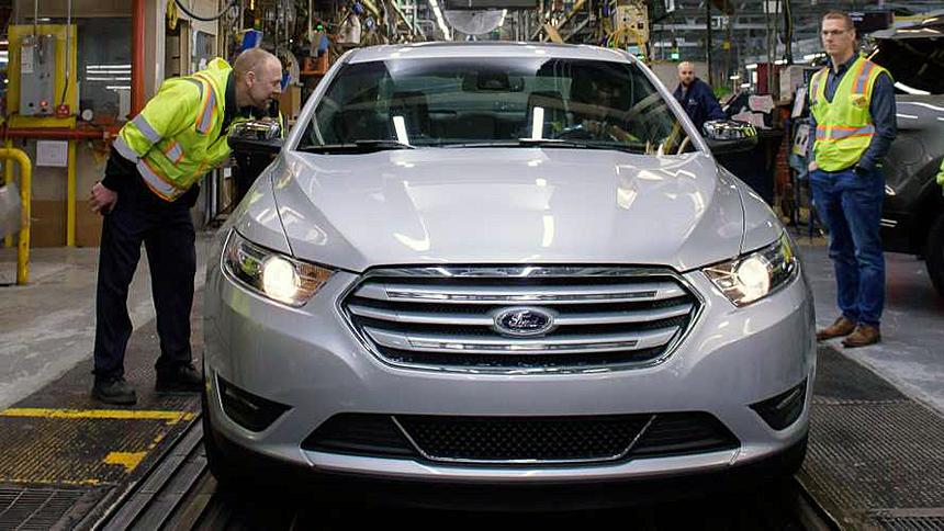 Ford Taurus и Chevrolet Cruze прощаются с Северной Америкой 2