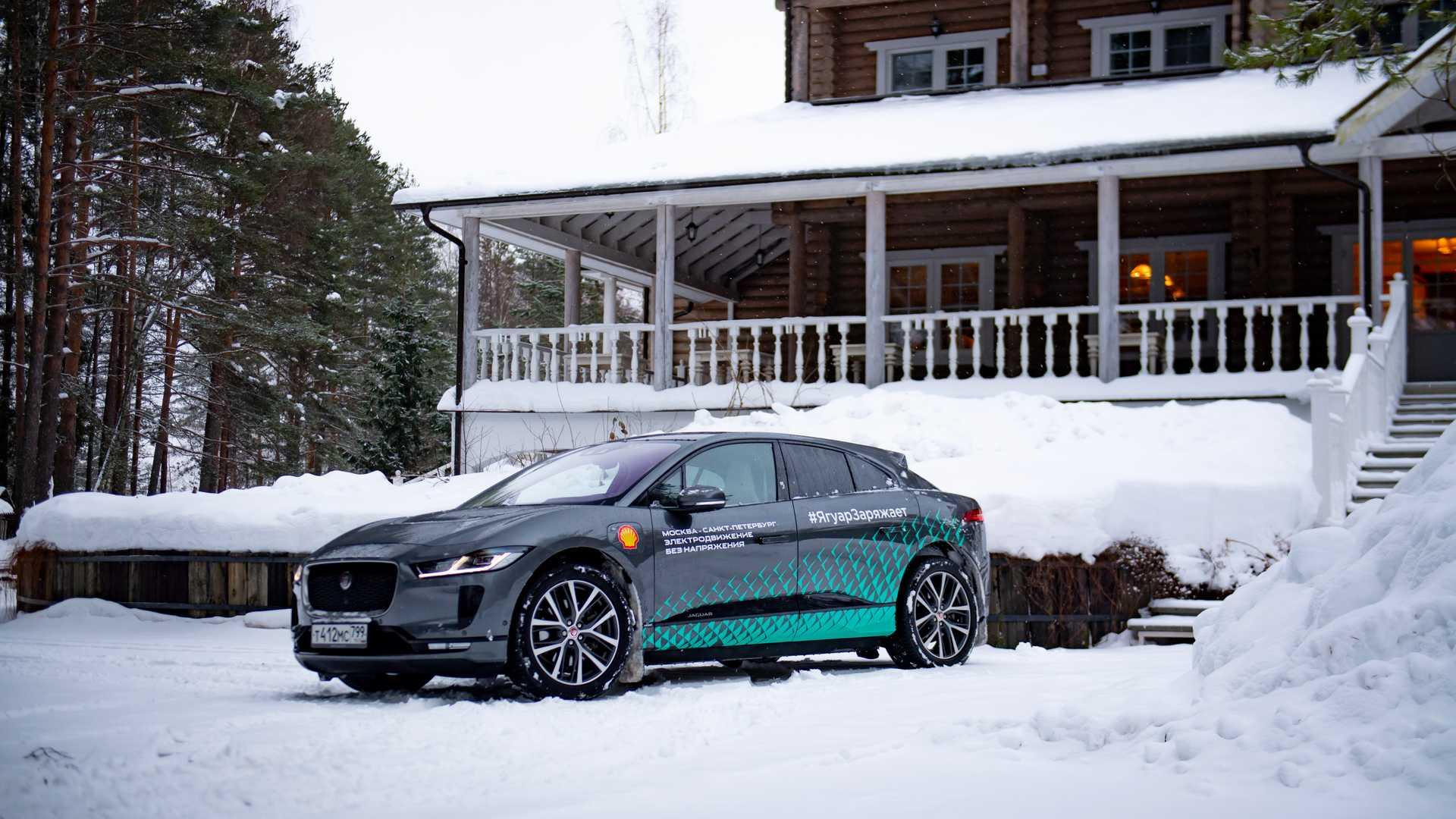 Jaguar I-Pace стал автоомбилем года в Европе 1