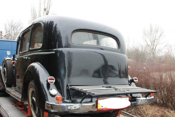 В Украине «засветился» необычайно редкий и престижный автомобиль 2