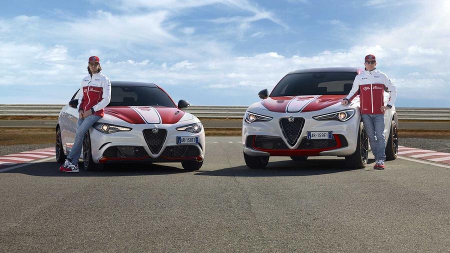 Alfa Romeo анонсировала спецверсии Giulia и Stelvio 1