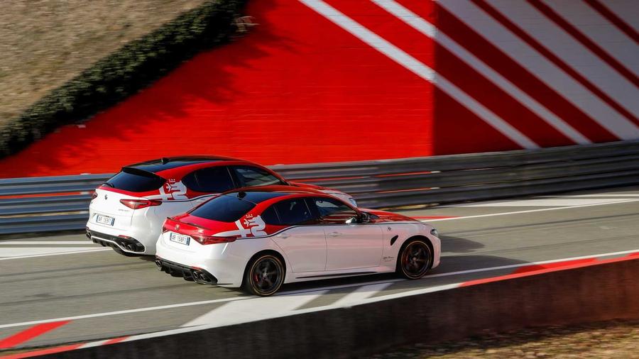 Alfa Romeo анонсировала спецверсии Giulia и Stelvio 2