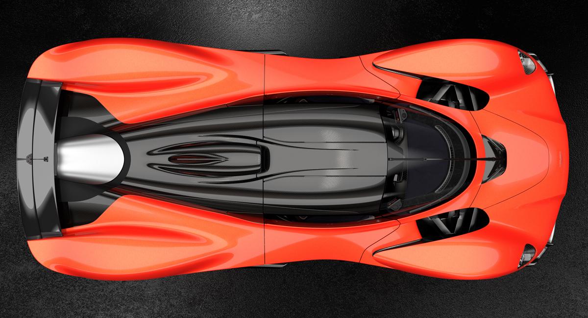 Гиперкар Aston Martin Valkyrie будет иметь 1176 «лошадей» 1