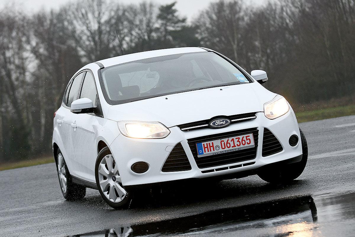 Тест-драйв подержанного Ford Focus 2
