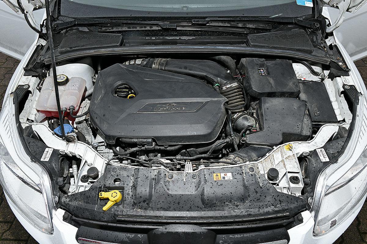 Тест-драйв подержанного Ford Focus 3