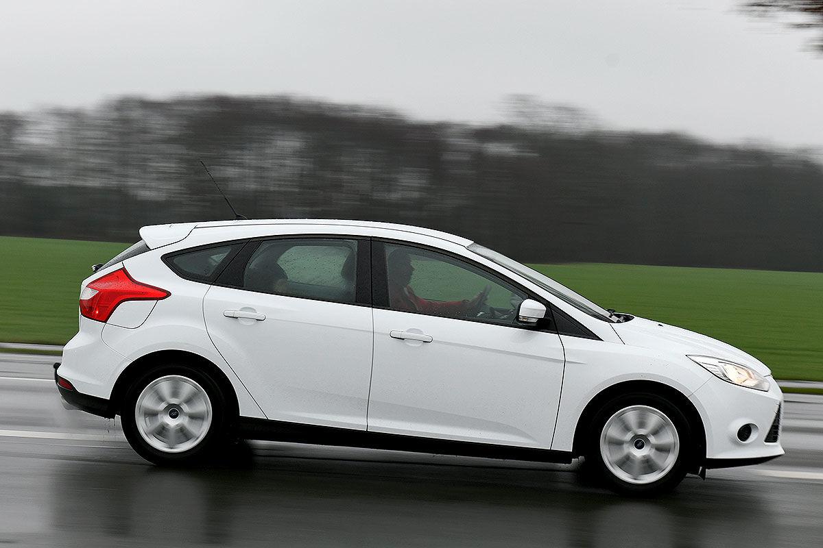 Тест-драйв подержанного Ford Focus 1