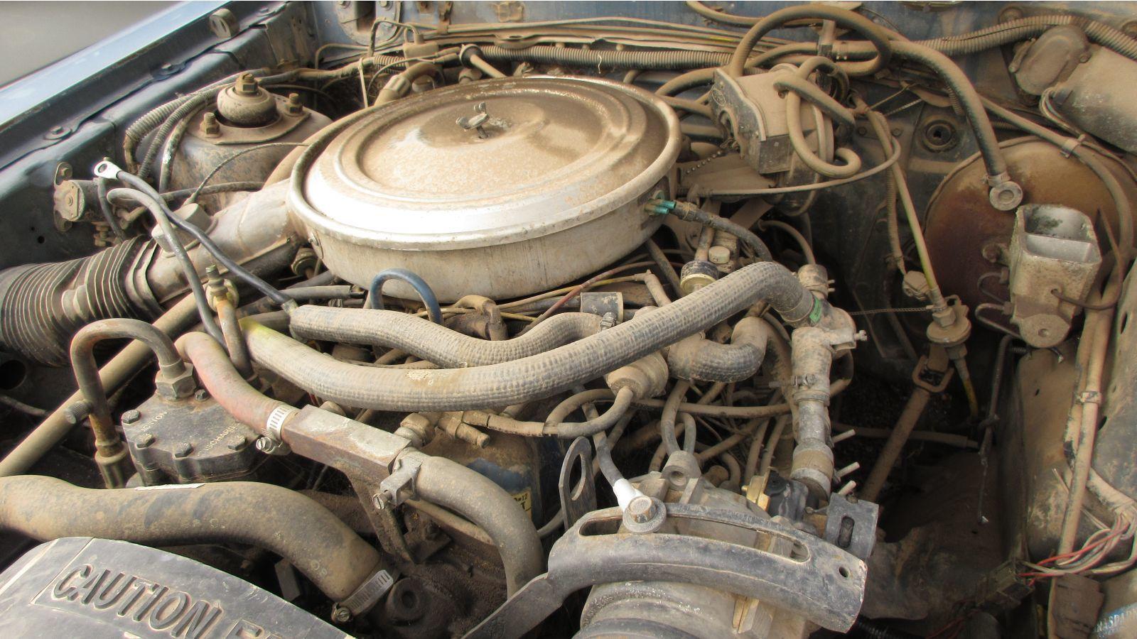 На свалке нашли редкий седан Ford 3
