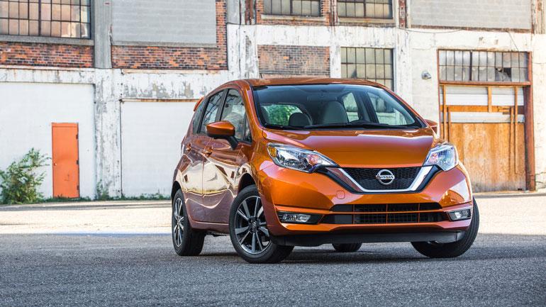 Nissan может снять с производства хэтчбек Versa Note 1
