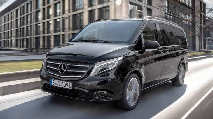 Mercedes установил на Vito новейшие дизельные моторы 1