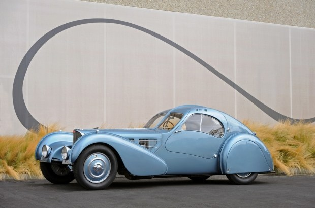 Bugatti готовит громкий дебют Atlantic 2