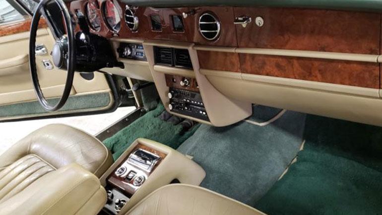 Бронированный Rolls-Royce принцессы Дианы уйдет «с молотка» 2