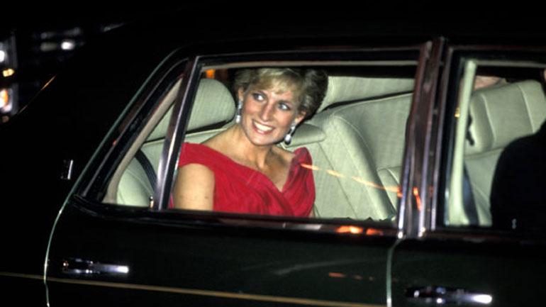 Бронированный Rolls-Royce принцессы Дианы уйдет «с молотка» 1