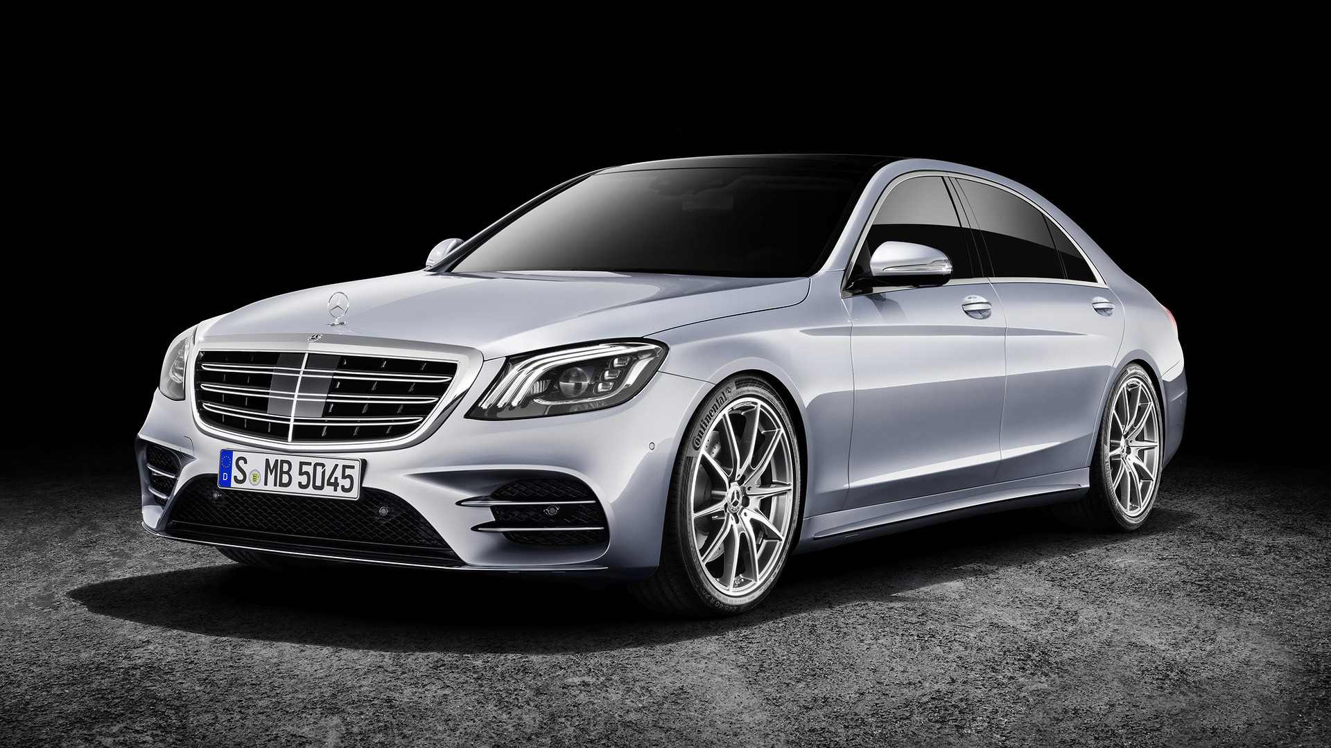 Mercedes-Benz S-Class лишится версий купе и кабриолет 1