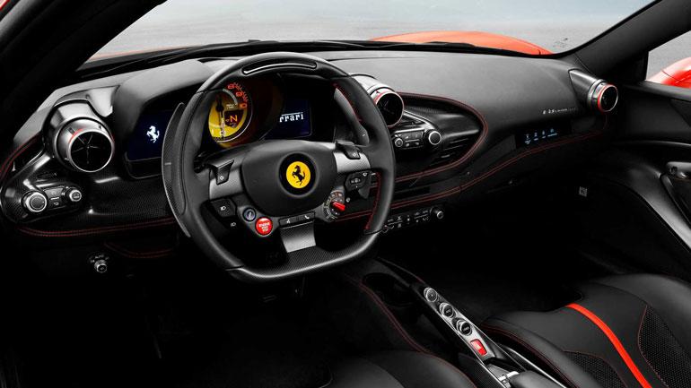 Ferrari представила новый суперкар F8 Tributo 2
