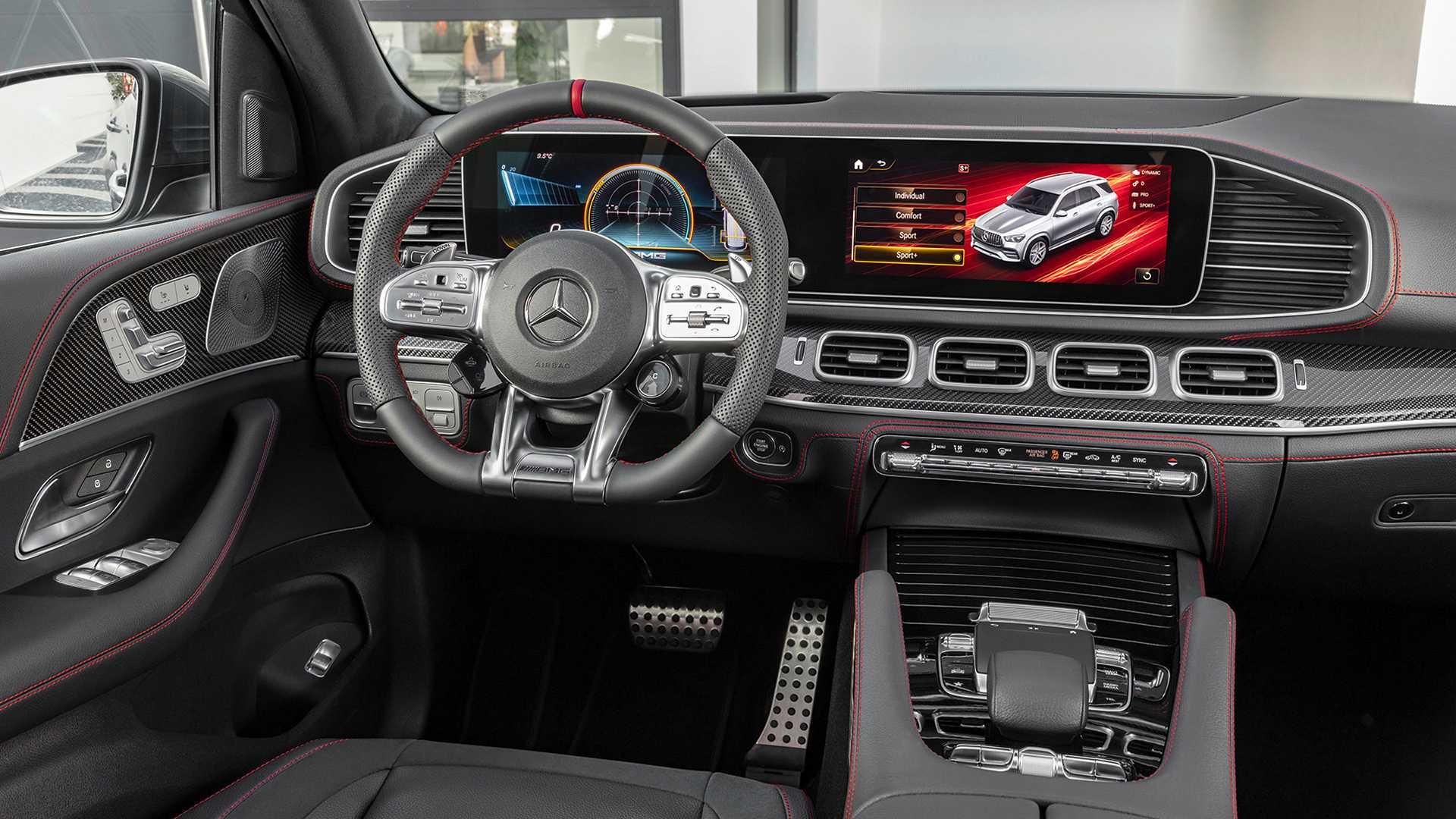 Mercedes-Benz GLE 53 получил 429-сильный мотор с электротурбиной 2