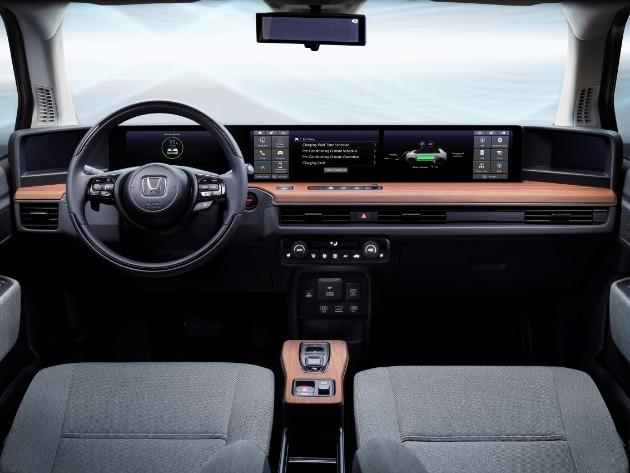 Ретро-электрокар Honda поступит в продажу в 2019 году 2