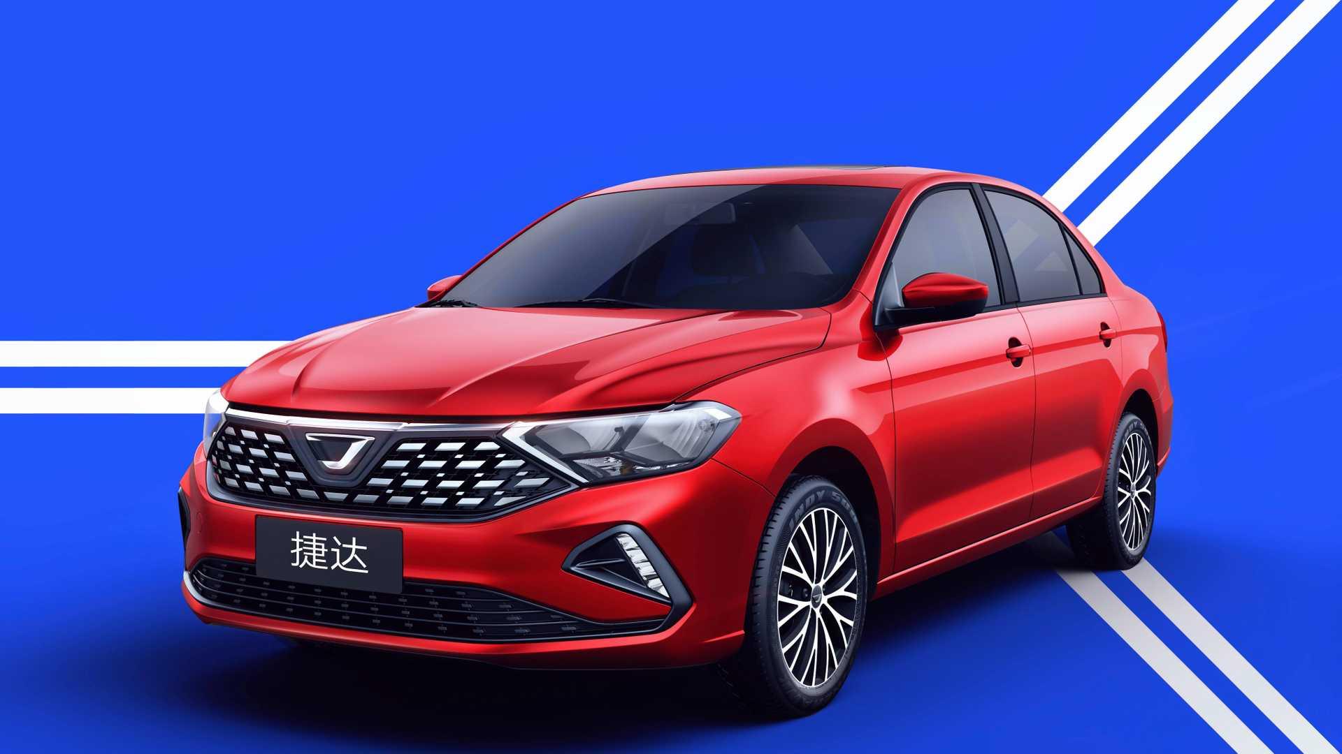 Volkswagen превратил Jetta в отдельную марку для Китая 2