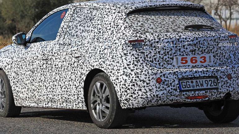 Новый Opel Corsa проходит финальные тесты 2