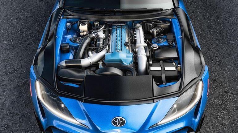 Для нового поколения купе Toyota Supra представили тюнинг-проект 1