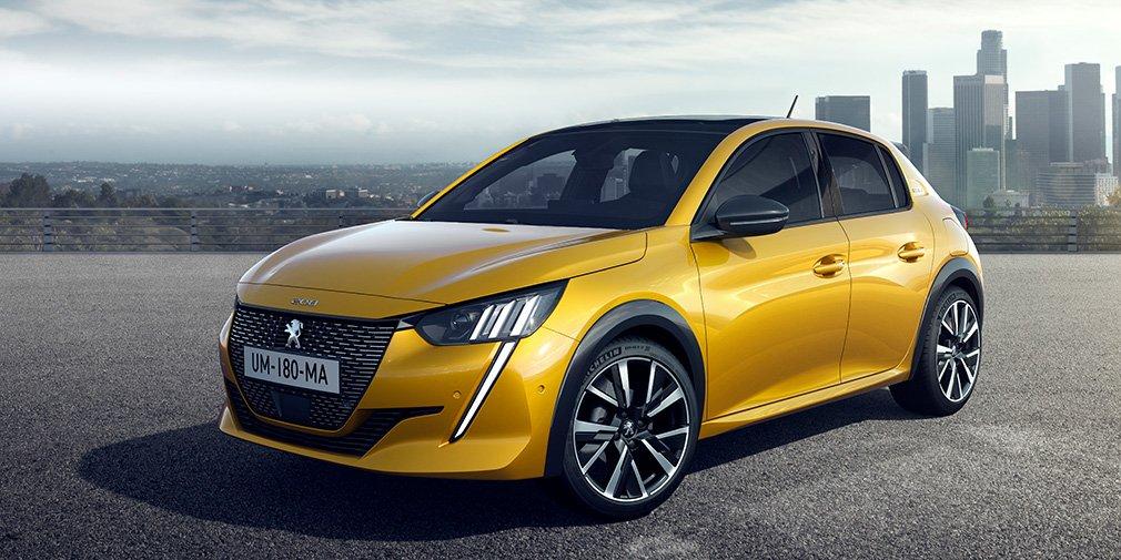 Peugeot представил хэтчбек 208 нового поколения 1