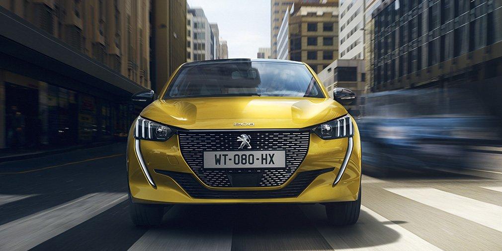 Peugeot представил хэтчбек 208 нового поколения 3