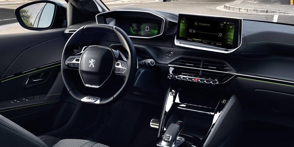 Peugeot представил хэтчбек 208 нового поколения 4