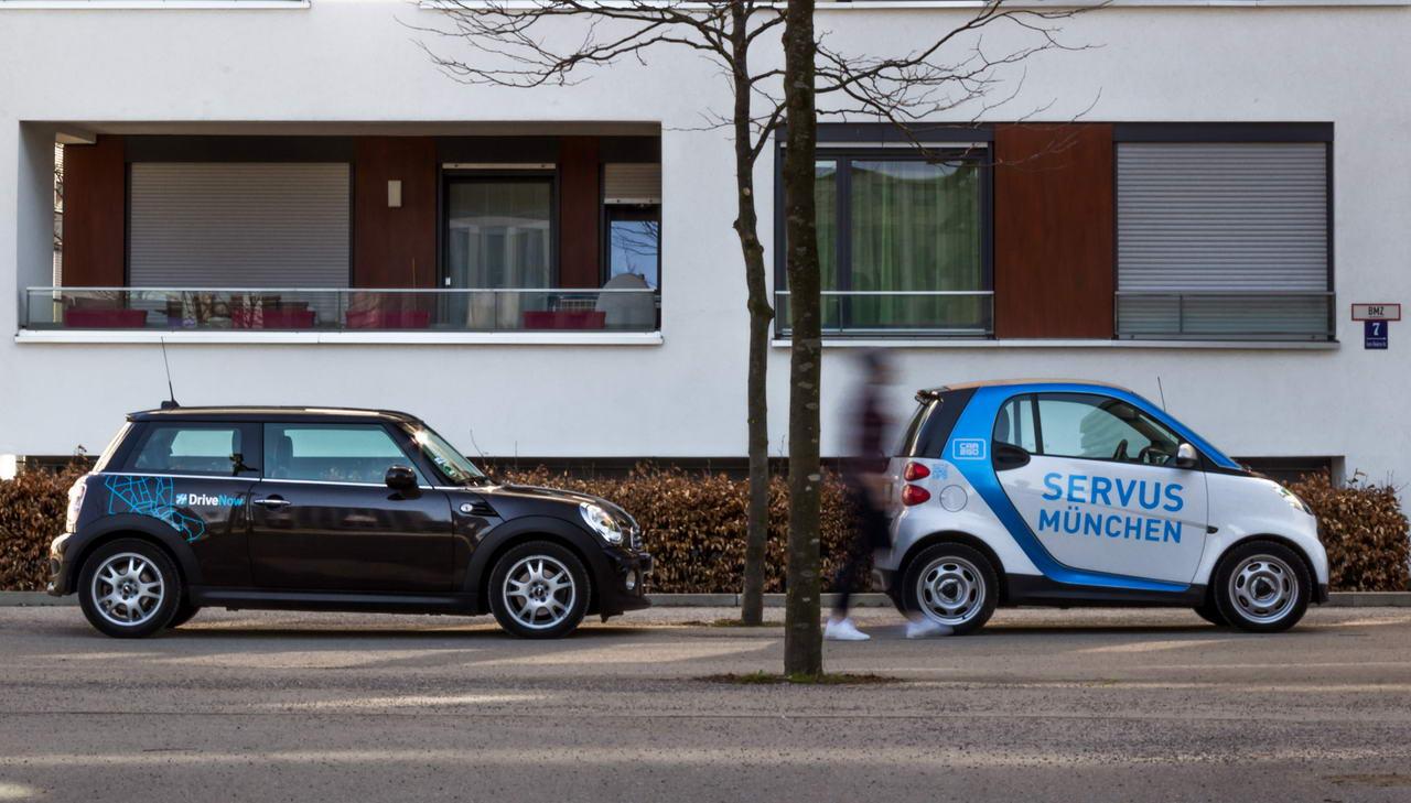 BMW и Mercedes объединят усилия 1