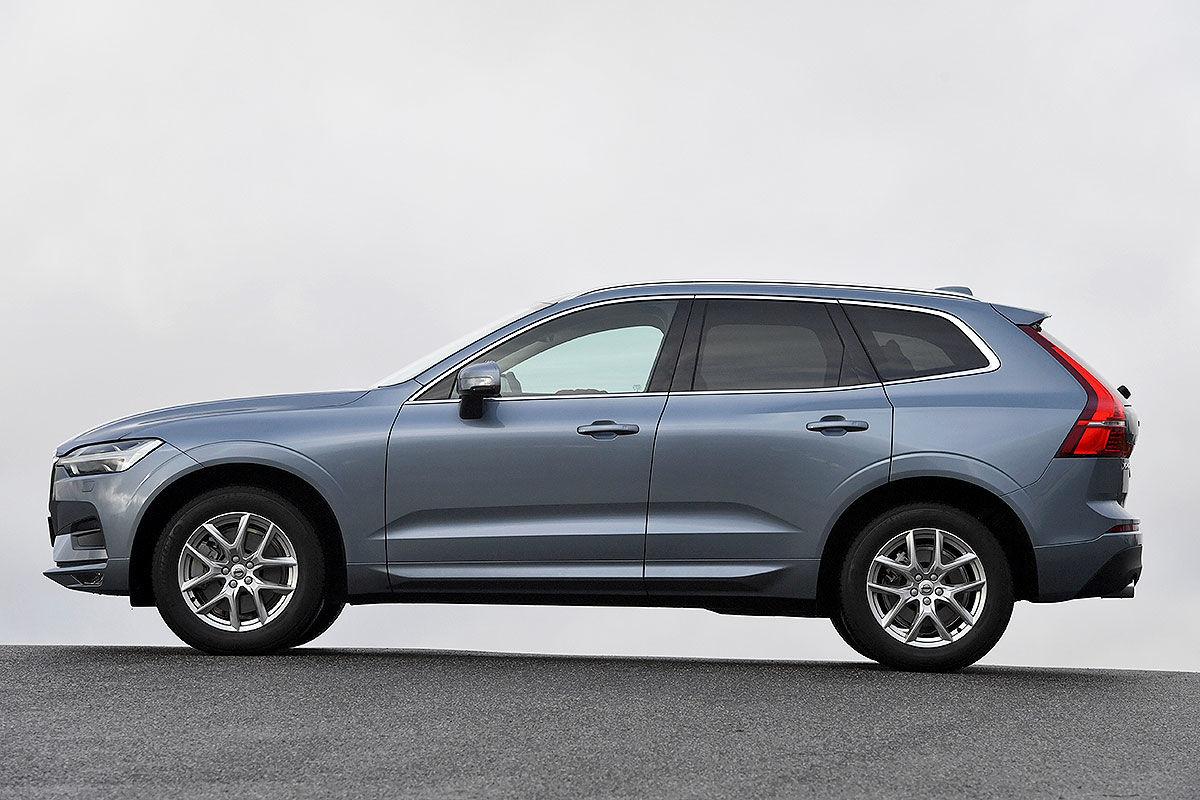 «Больше – лучше?»: сравнительный тест Volvo XC60 и XC40 2