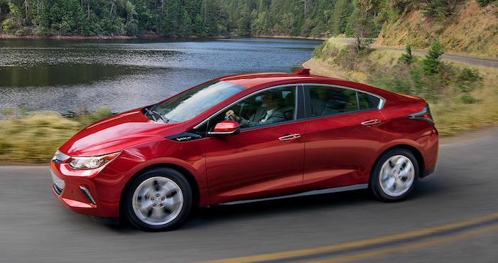 General Motors прекращает выпуск Chevrolet Volt 1