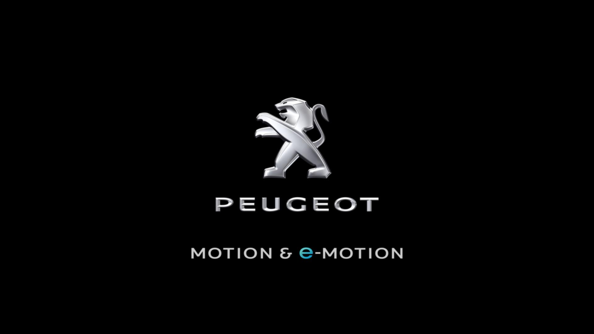 Peugeot заявила о электрификации бренда и озвучила новый слоган 1