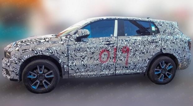 Флагманский кроссовер Lynk Co породнится с Volvo XC90 2