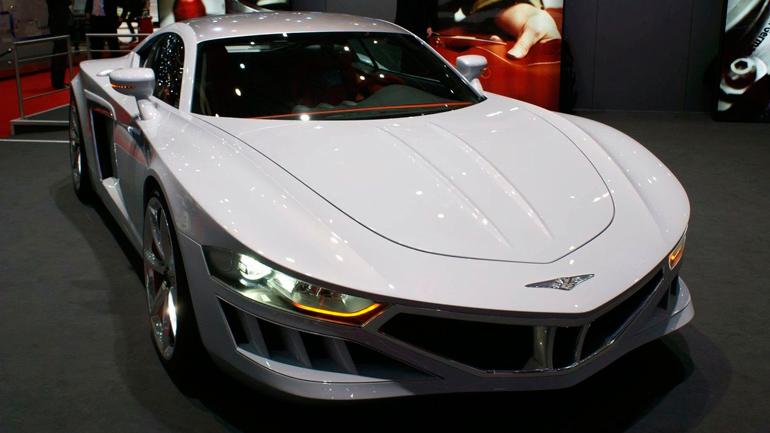 Компания Hispano Suiza представила новый суперкар 1