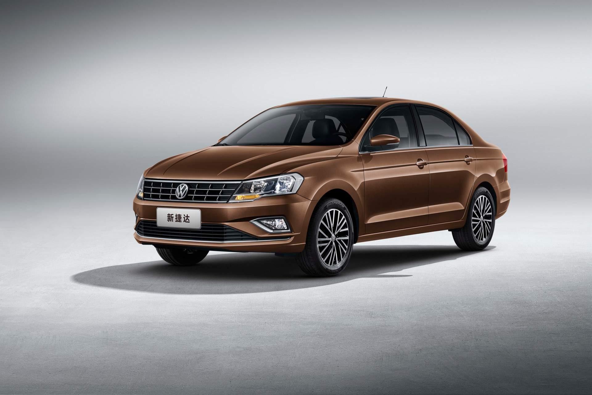 Jetta станет бюджетным брендом VW в Китае 2