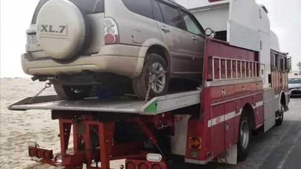 Канадец превратил пожарный автомобиль в дом на колесах 2