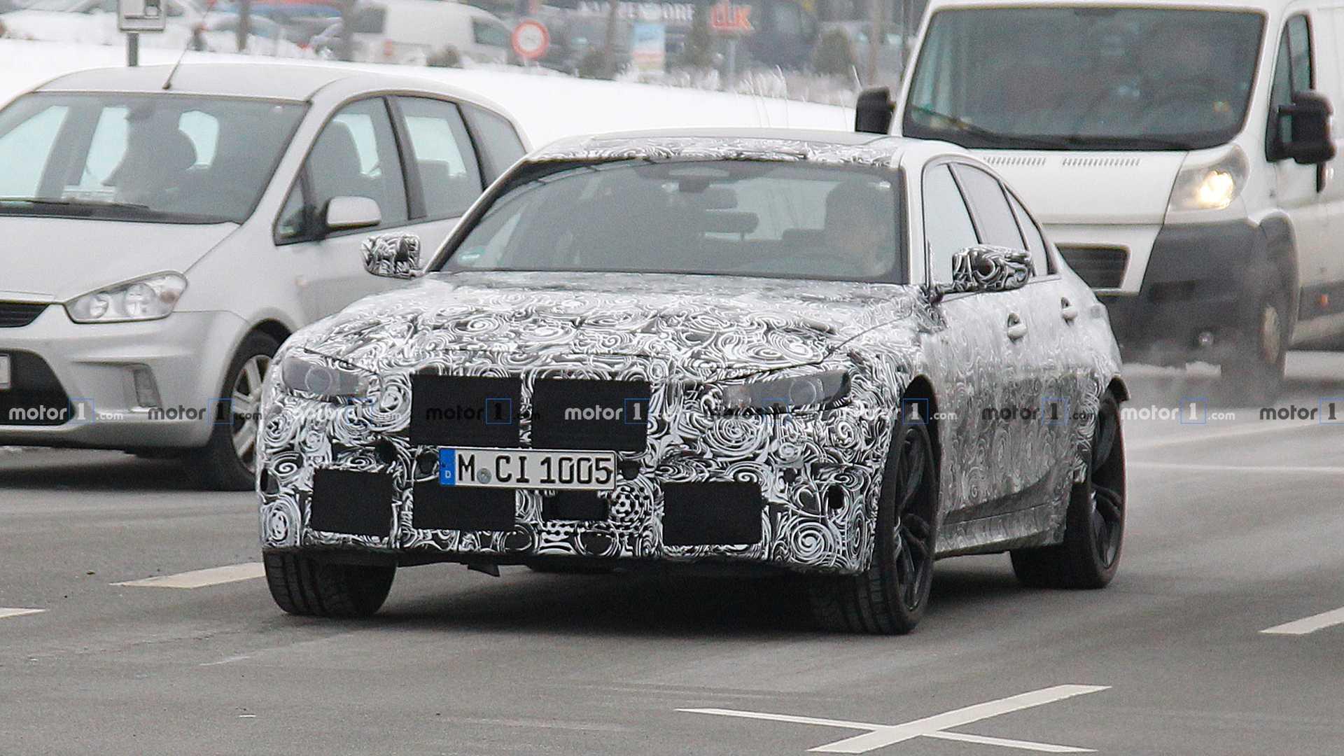 BMW должна показать новую M3 в сентябре 2019 года 1