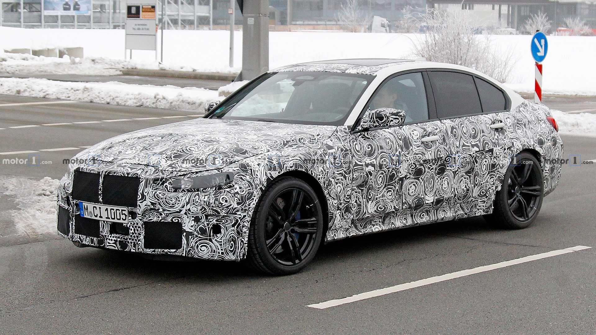 BMW должна показать новую M3 в сентябре 2019 года 2