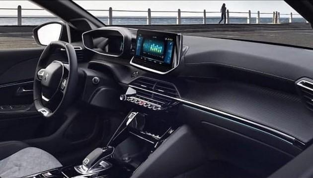 Peugeot 208 теперь электрокар: первые фото до премьеры 4