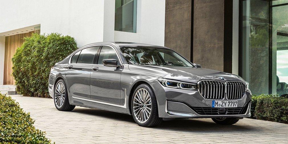 Следующая «семерка» BMW останется без двигателей V8 и V12 1