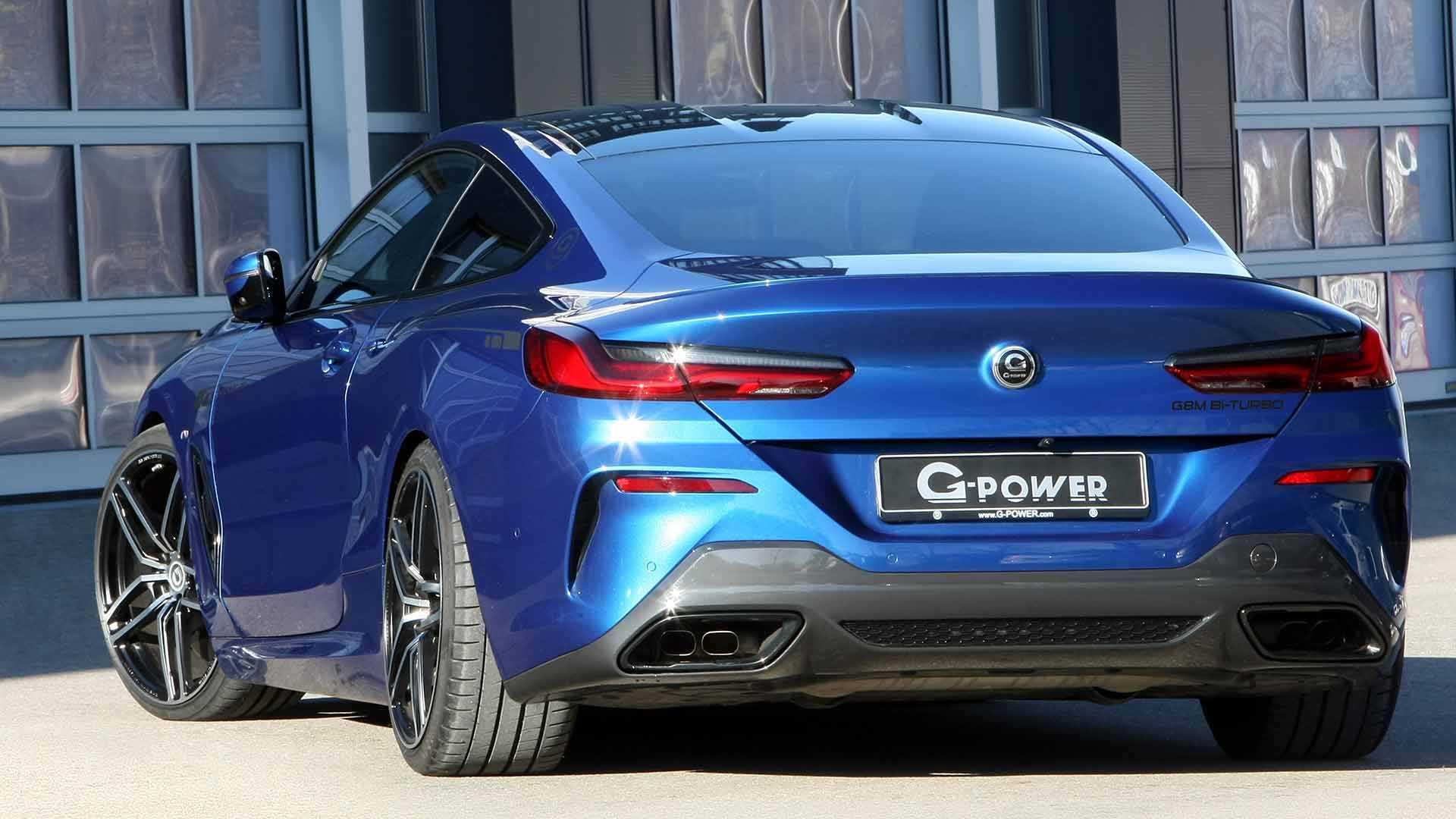 G-Power сделал из BMW M850i альтернативу не вышедшей пока M8 2